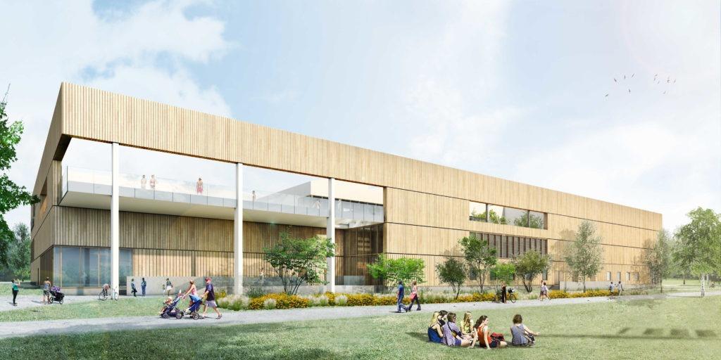 03. Group van Roey - impressie Zwarts & Jansma architecten