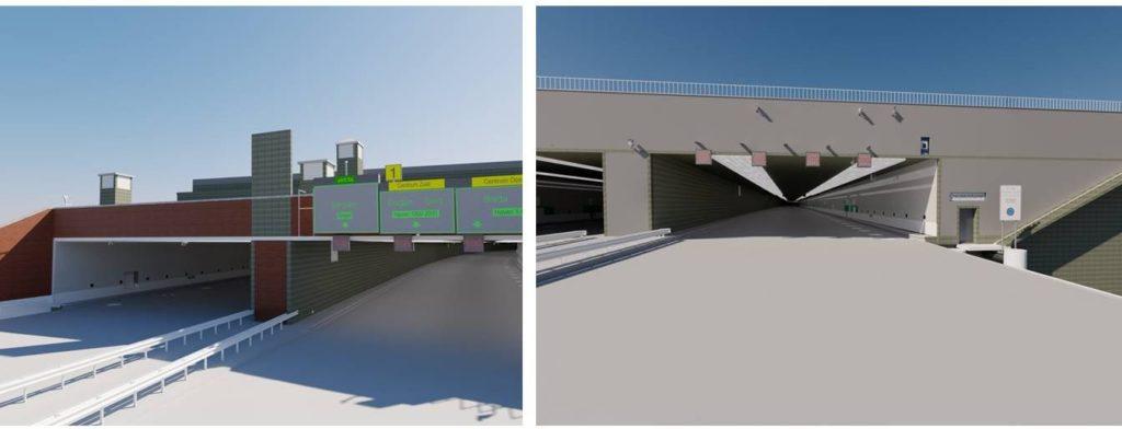 5. Agentschap wegen en verkeer - Craeybeckxtunnel_Tunnelfront Noord en Zuid